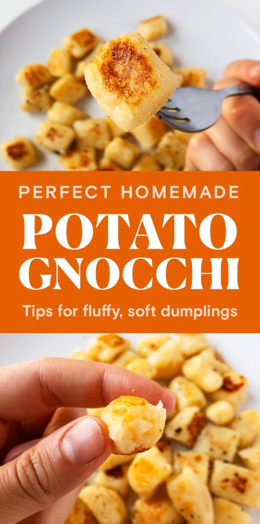 Perfect Homemade Potato Gnocchi
